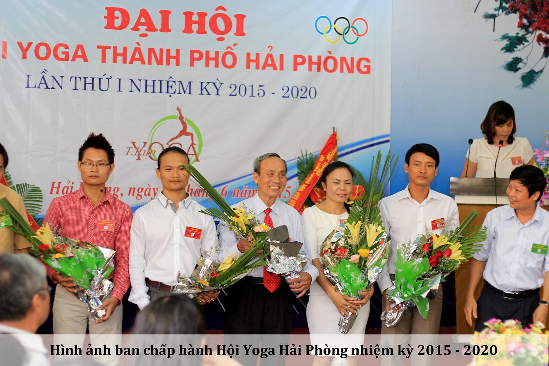 Kim Thanh 9999: Giới Thiệu Về Hội Yoga Hải Phòng